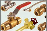 Push-Fit Valves & Fittings